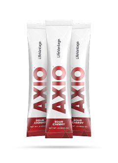Axio Sour Cherry Energy Drink